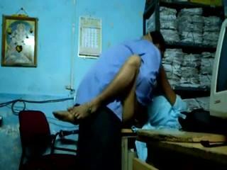 Indian Women Having Sex at office